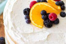 The Best Fruit Desserts! / Fruit, dessert, pie, tarts, cakes