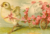 Vintage Easter / by Cécile Engrand