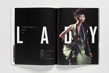 Editorial Design / by Riccardo Bianchi / Delabo
