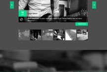 Web Design and UI / by Riccardo Bianchi / Delabo