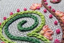 Embroidery / by Fabiana Nogarolli
