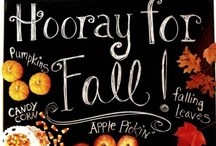 Fall Ideas / Fall is our favorite time of year. Let My Western Heart show you our favorite fall ideas. Enjoy!