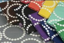 Pearl Bracelets / Fabric collection designed by Lizzy House.