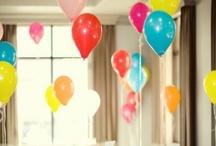 Birthday Party Ideas / by Joy Fisher