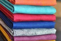 Dimples / Fabric collection designed by Gail Kessler.