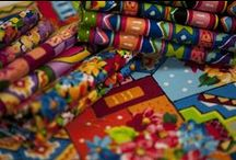 Celebracion / Fabric collection designed by the Museum of New Mexico.