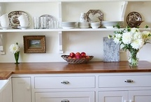Country Farmhouse Blog Interiors / by Joy Fisher