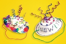New Year's Festivities / Free craft ideas, lesson plans and tons of fun activities from Lakeshore Learning to help celebrate the New Year! / by Lakeshore Learning