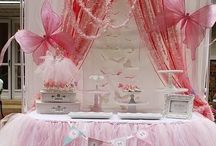 Fairy Baby Shower.  / by Lindsey Murray