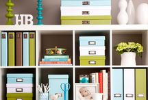 Office Decor.  / Anything and Everything to spruce up an office! / by Lindsey Murray