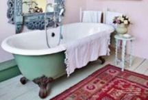 Bathing Beauties // Bath Decor