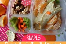 Lunch ideas / by Rebecca Autry