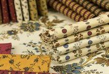 Savannah / Fabric collection designed by Jo Morton.