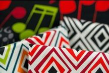 Jazz Jam / Fabric collection designed by Jane Dixon.