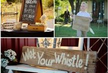 Country Weddings // Weddings / Country Wedding ideas and gifts for every country girl.