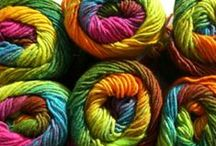 Knitting and Crochet / by Wendy C