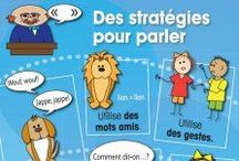 French immersion / FLE / by Mille Merveilles