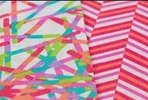 Pop Rox / Fabric collection designed by Carol Van Zandt.