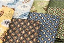 Woodlands / Fabric collection designed by Jo Morton.