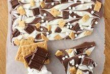 Brownies, Bars & Bark