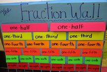 Teaching Elementary Math / Math Ideas Galore - teaching math, math projects and crafts. interactive note booking ideas, common core math, math centers,  task cards,  group rotations, templates, and more! Browse here for your elementary/primary classroom or home school