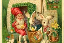 CARDS - Easter Vintage 2 / by Mary Ann Jackson