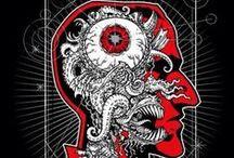 Arkham. Terror. / by Ryan Krueckeberg