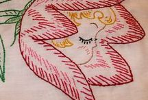 BABY - Applique & Embroidery / by Mary Ann Jackson