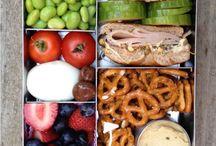 Healthy lunch ideas