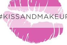 #KISSANDMAKEUP / We are excited to announce that we've partnered with anti-bullying organization ByStander Revolution, in an effort to help stop cyber-bullying. Sharing a kind word with someone who's being bullied online can counteract the negativity. Let's make the internet a more beautiful space for everyone. #kissandmakeup