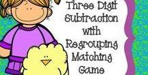 Maths 3-6 / Maths resources & ideas for 3-6