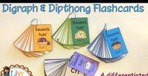 Digraphs & diphthongs