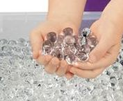 Sensory Play / Kids will love to explore their tactile senses with our textured play materials!
