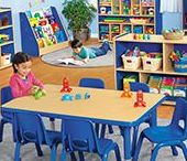 Classroom Furniture & Carpets / Fully Assembled • Lifetime Warranty • In Stock & Ready to Ship