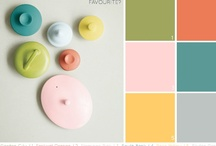 Great Colour combos / by Brittney DuPont