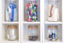 clean, fix, organize / Pins on how to keep a clean and organized home as well as fun infographics and organizers / by Megan Stimpson
