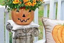 Holiday / Halloween / Inspirations for Halloween - Decor, Sweets, and Spooks!