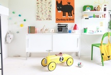 Kid's Room / ambiances... / by Neolou Border