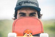 Brunotti Teamriders / The Brunotti teamriders are talented kitesurfers, windsurfers, surfers, snowboarders and skiers.  / by Brunotti .