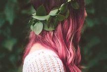 // rock that hair! / by Drea ▲