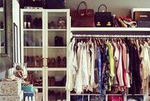 Closet Envy. / Dream closet space