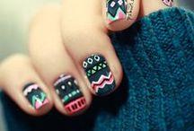 // rock that nails & makeUP! / by Drea ▲