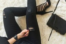 My Kind Of Style ♡ / Outfits, Tattoos, Boots, etc. / by Sara Blanche