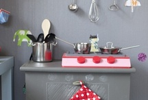 Play kitchen / by Neolou Border
