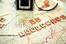 I want to see the world <3  / Travel, travel, travel! / by Becky W.