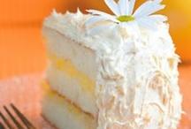 Paleo Desserts - Cakes & Cupcakes