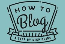 blogs  / links to blogs I love to browse and inforgraphic tips for better blogging / by Megan Stimpson