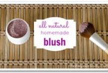 Naturally Made Beauty Products / Because your skin absorbs it into the blood stream...If you put it on your skin you should be able to put it in your mouth! Toxic free makeup means edible make up.  / by Rachelle Davis