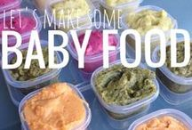 Homemade Baby Food Recipes / Healthy Foods Just for Your Little Ones!