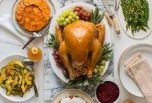 Thanksgiving / Celebrate with family and friends!